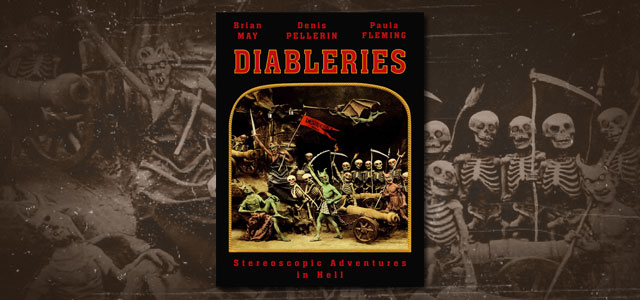 Diableries Stereoscopic Adventures in Hell