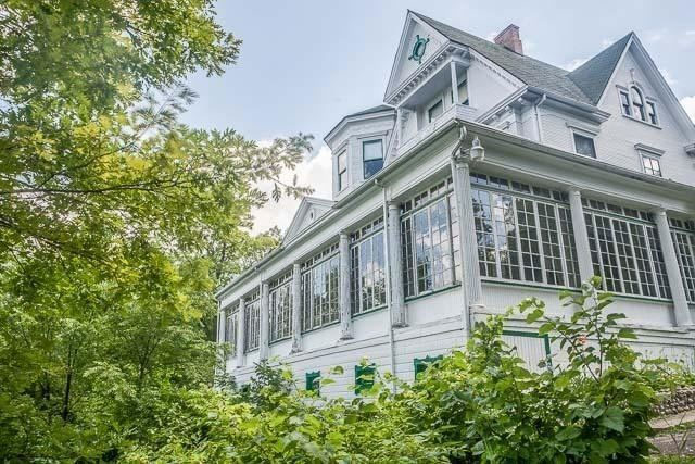 The Amityville Horror house in Wisconsin