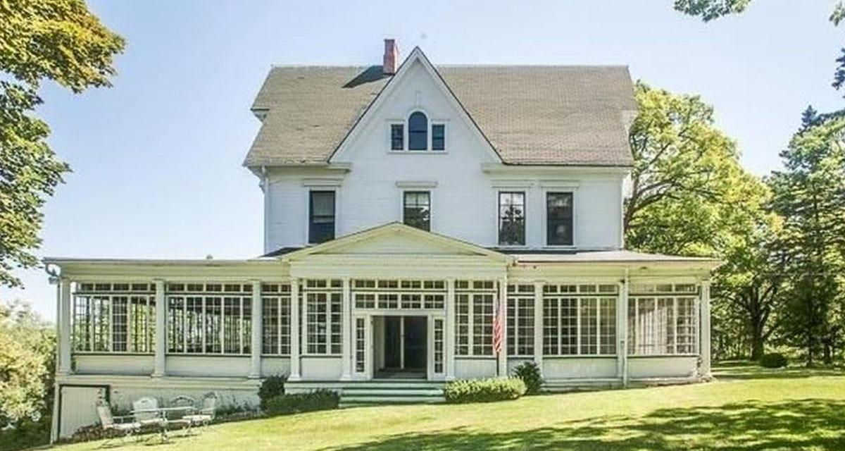 Amityville Horror house in Wisconsin
