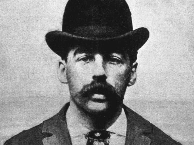 Body of H.H. Holmes exhumed