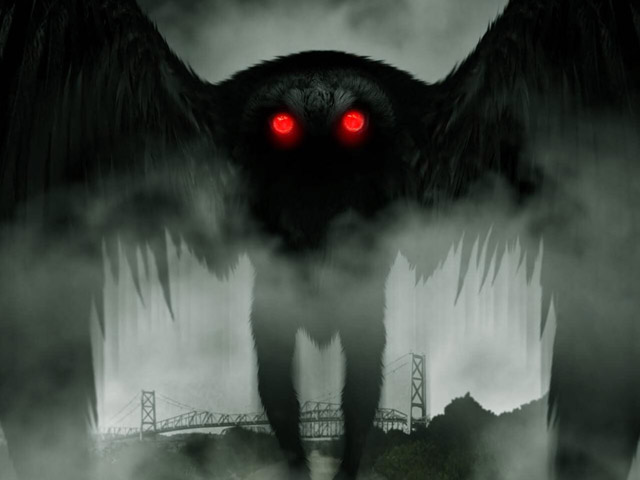 Mothman of Point Pleasant documentary on Amazon