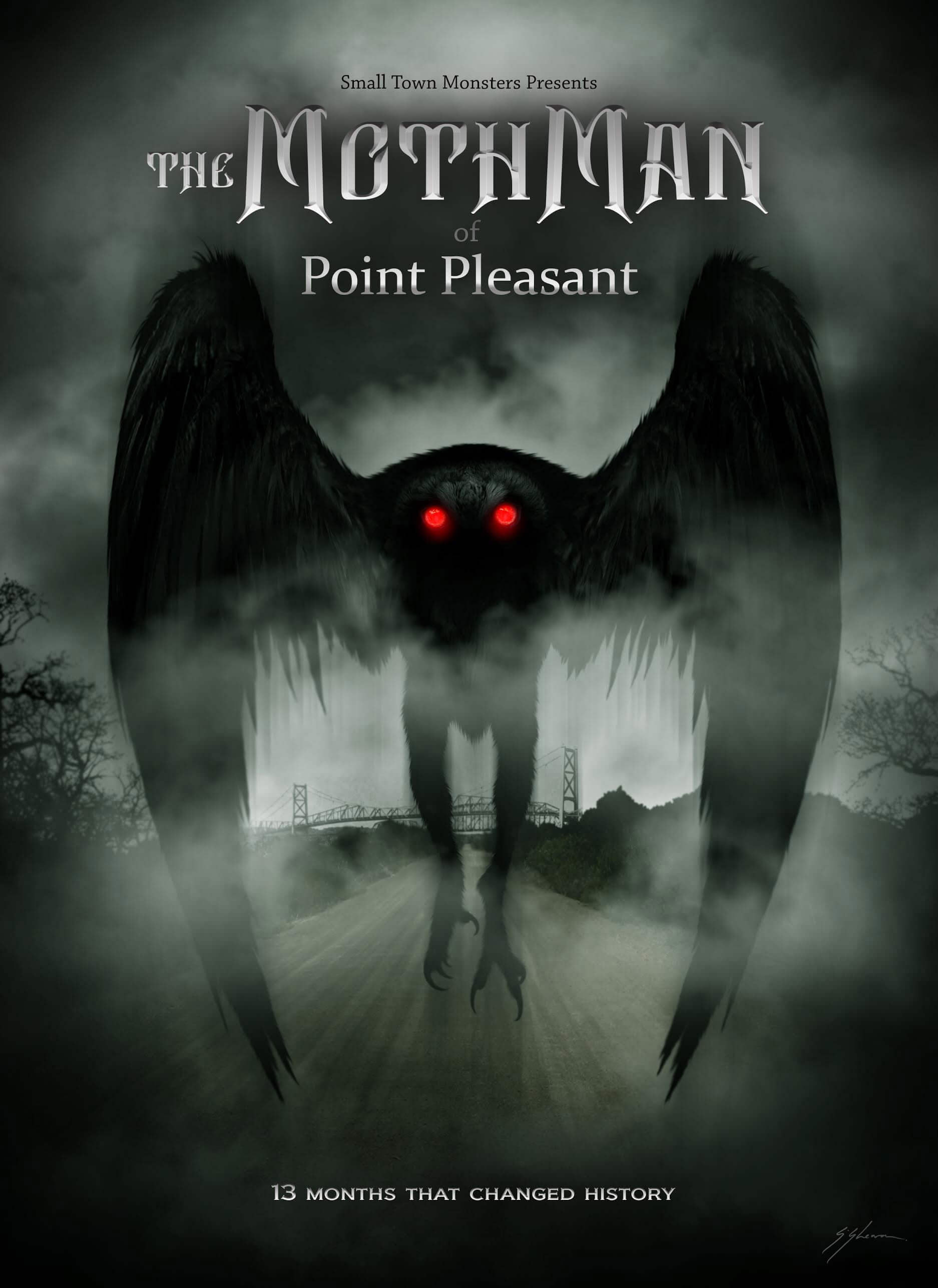 Mothman documentary poster