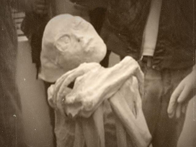 Nazca alien mummy hoax and other weird news