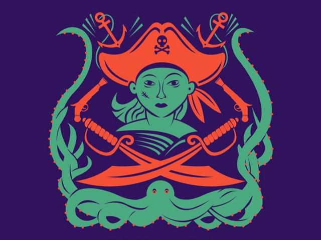 Pirate Women book