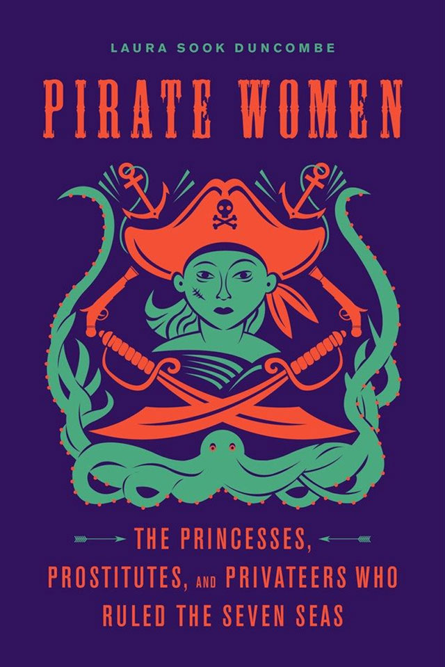 Pirate Women book