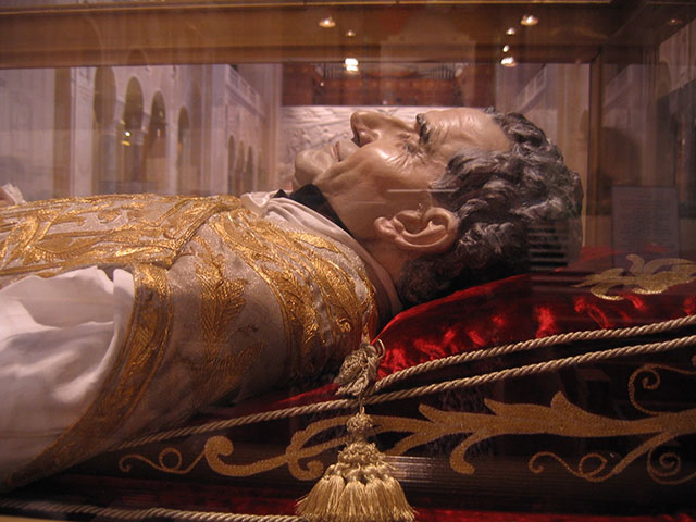 Tomb of Saint John Bosco