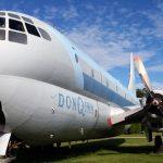 Don Q Inn plane