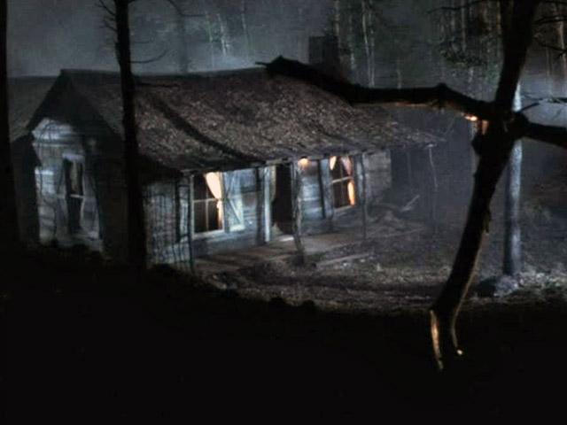 Evil Dead 2 cabin
