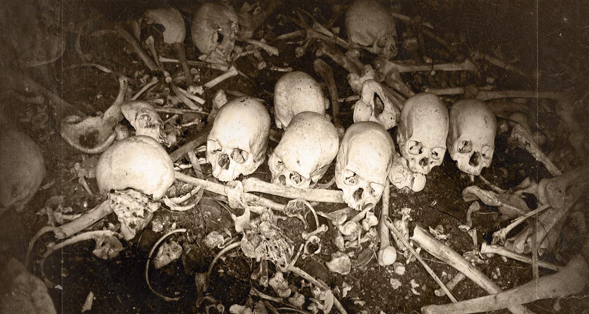 Fiji cannibal cave