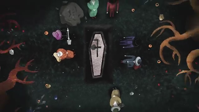 Teaser from the upcoming Lore series on Amazon