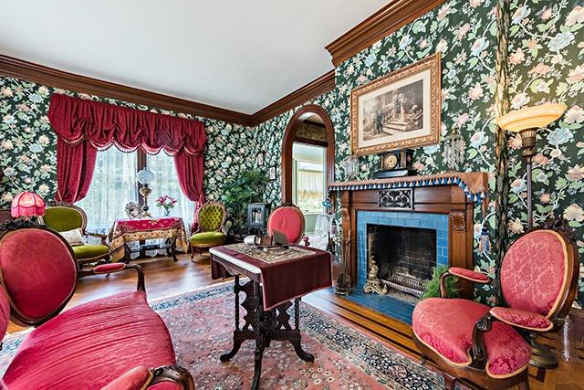Maplecroft mansion