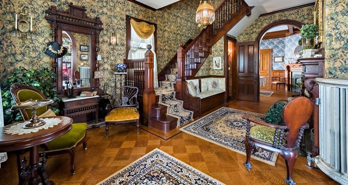 Lizzie Borden's mansion