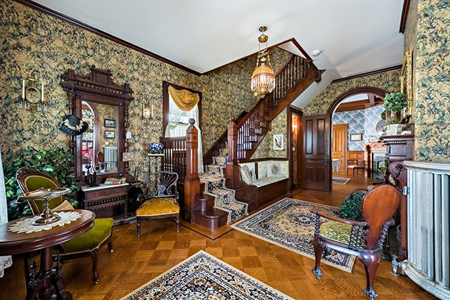 Lizzie Borden's mansion is for sale