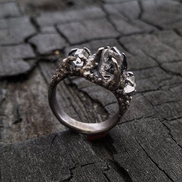 Stardust Ring from The Small Beast