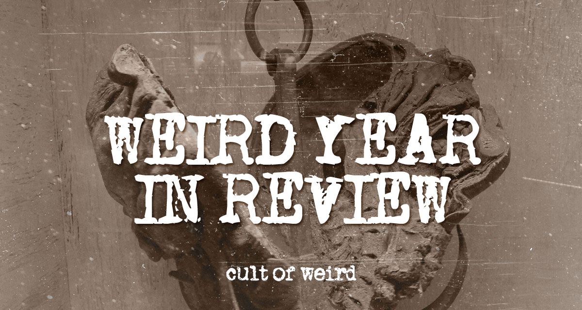 Weird year in review