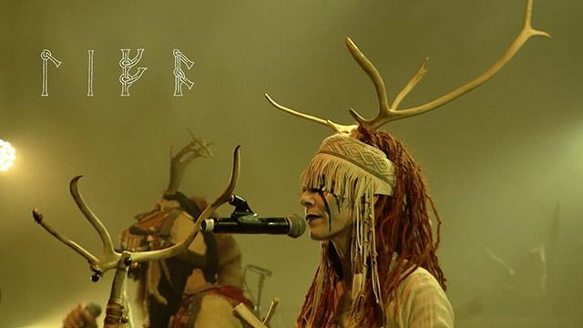 Heilung live at Castlefest