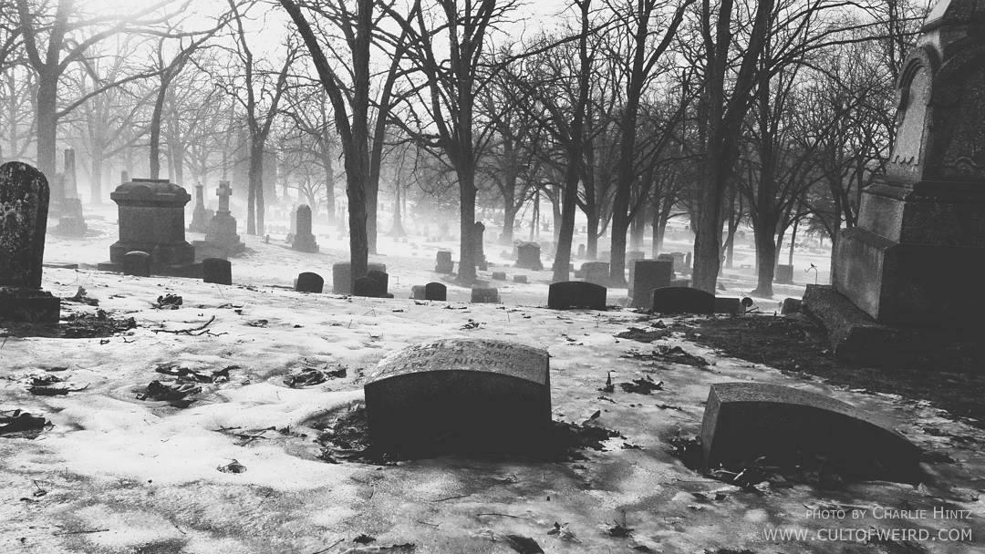 Rienzi Cemetery in Fond du Lac, Wisconsin