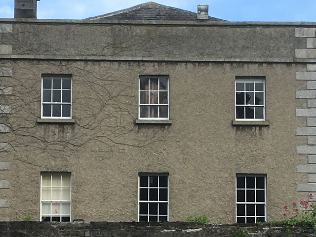 Rhetoric House, home of the Maynooth Ghost Room