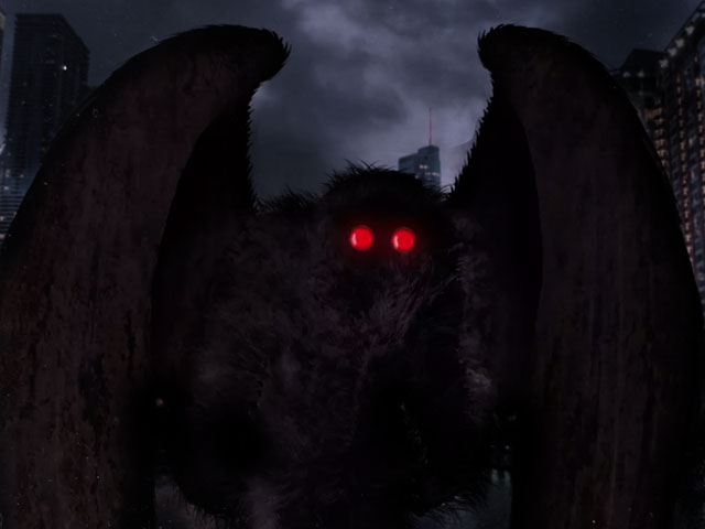 Mothman in Chicago