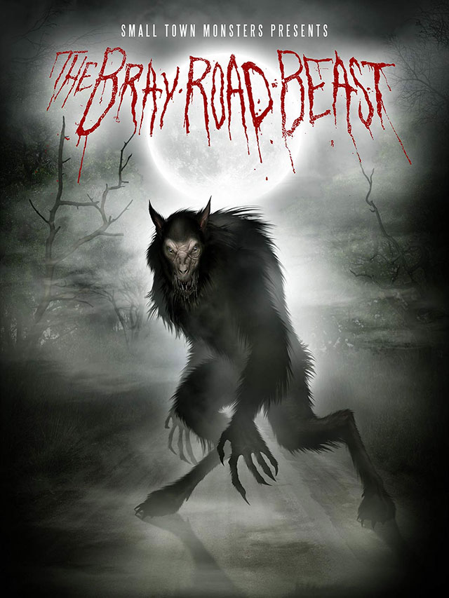 Bray Road Beast DVD by Small Town Monsters