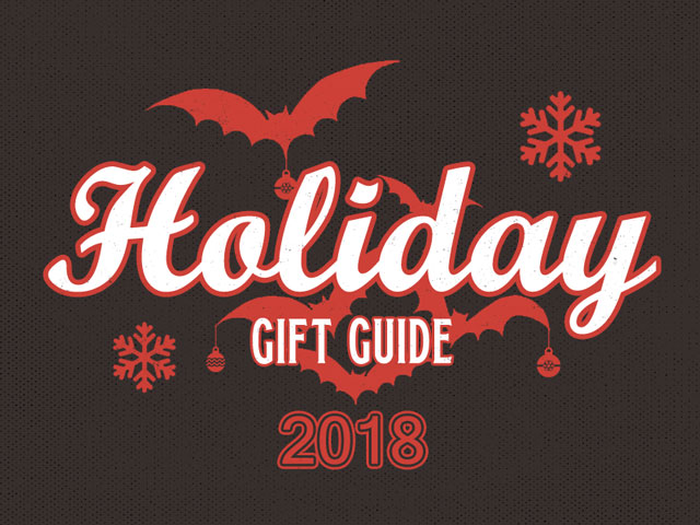 2018 Cult of Weird holiday gift guide