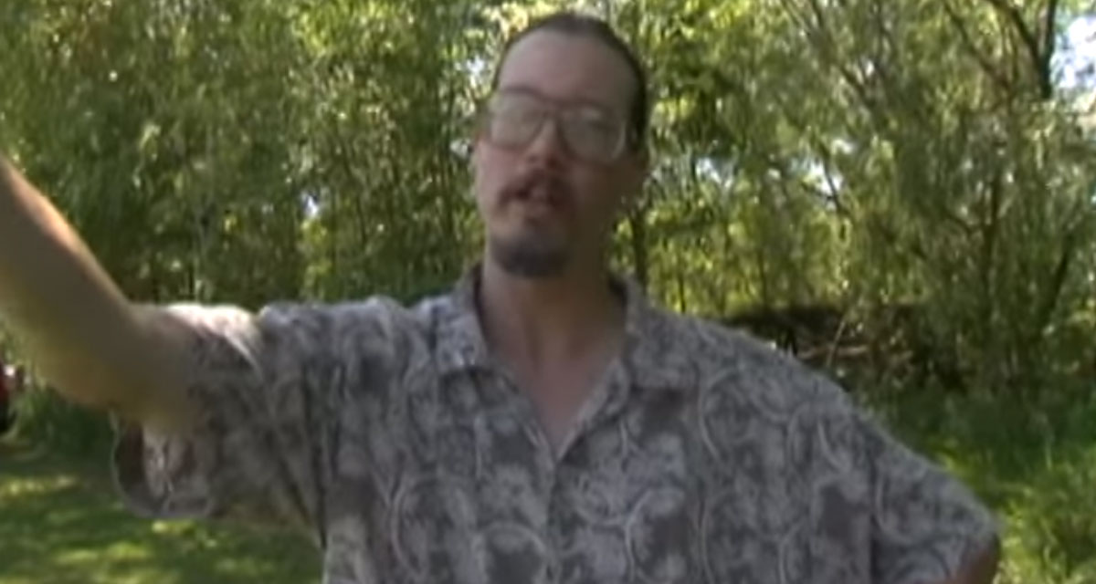 Mark Borchardt's new UFO documentary