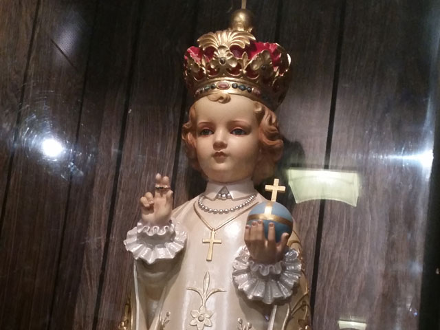 Holy hand grenade at Holy Hill basilica