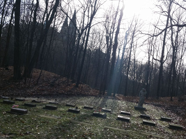 Holy Hill cemetery