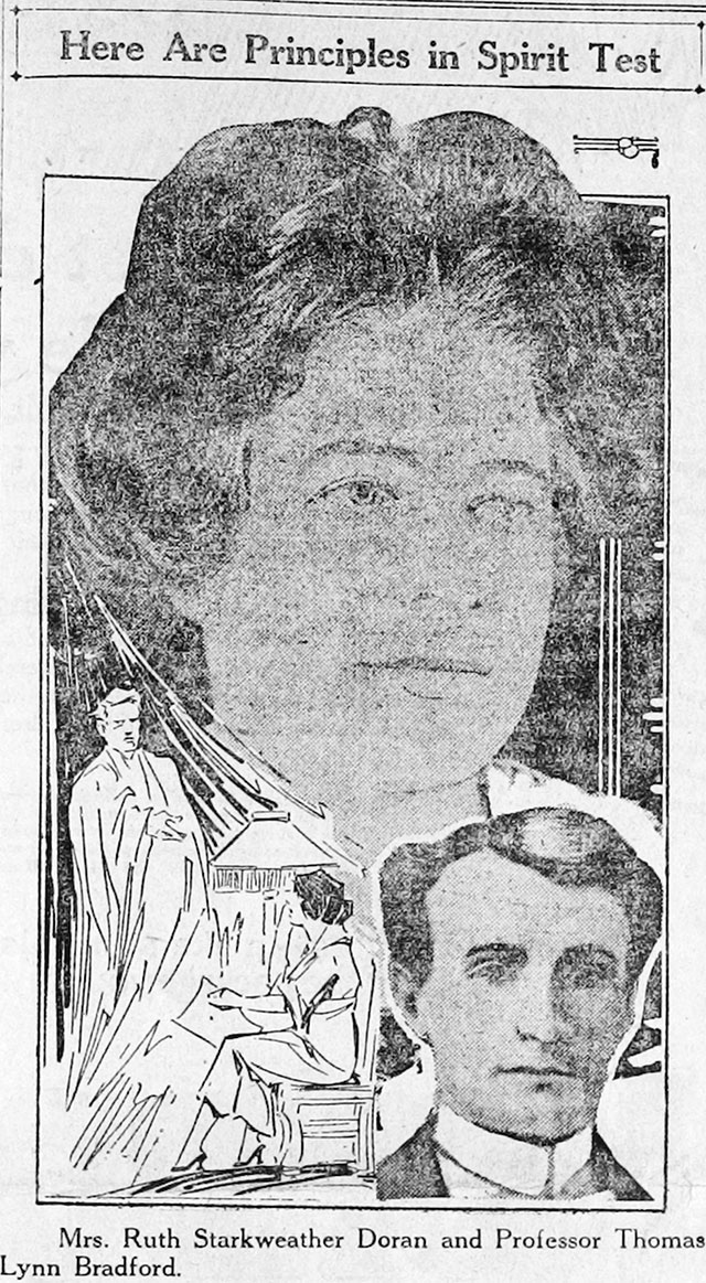 Spiritualist Thomas Lynn Bradford killed himself to prove the existence of the afterlife