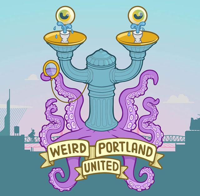 Weird Portland United