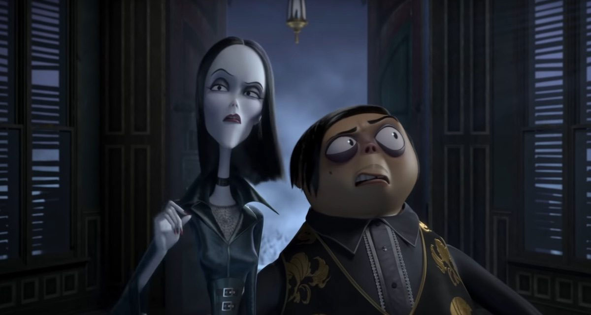Addams Family trailer