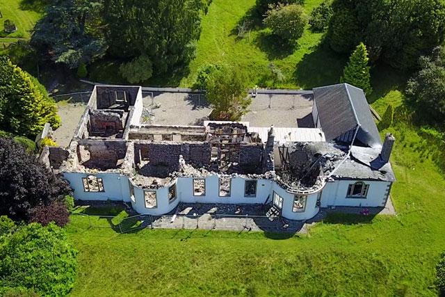 Ruins of Boleskine House