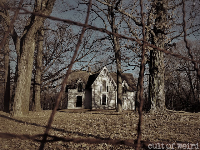 History of the haunted Witherell House in Fond du Lac, Wisconsin