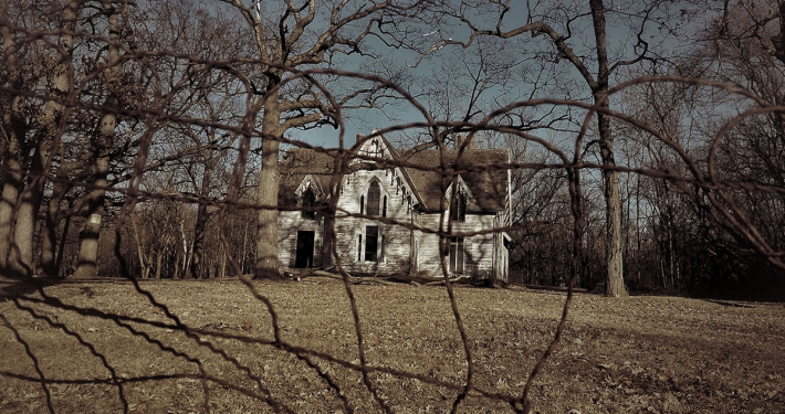 The Witherell House has a long, weird history