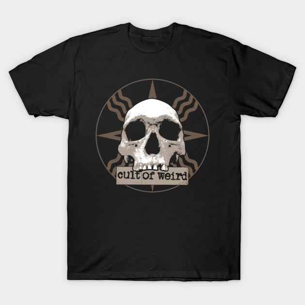 Cult of Weird Shamash t-shirt