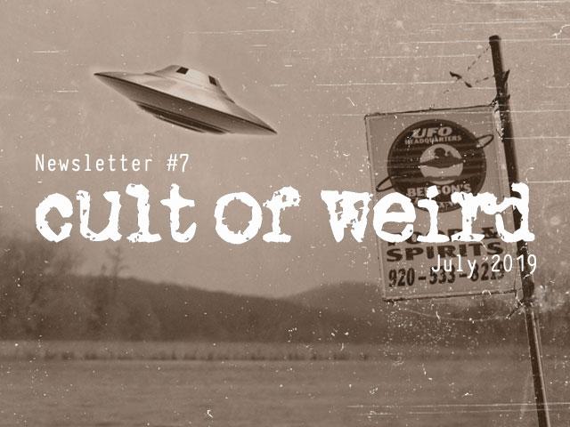 Benson's UFO Daze and the UFO Capital of the World