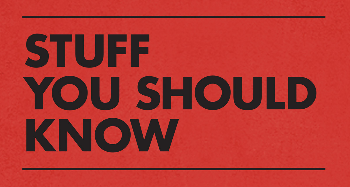 Stuff You Should Know podcast Ed Gein episode