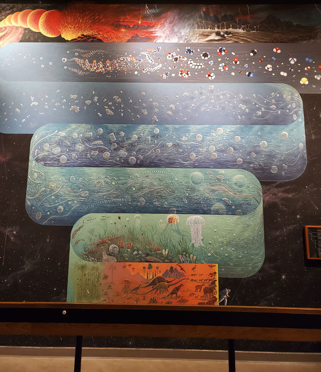The Evolution of Life on Earth at the La Brea Tar Pits Museum