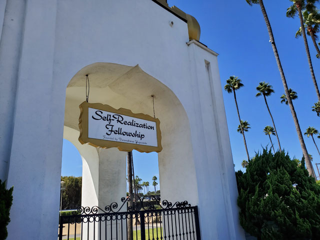 Self-Realization Fellowship in Encinitas