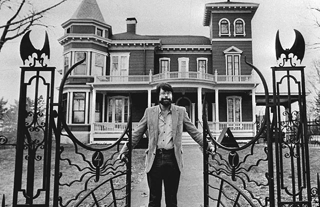 Stephen King's house in Bangor will be a museum and writer's retreat