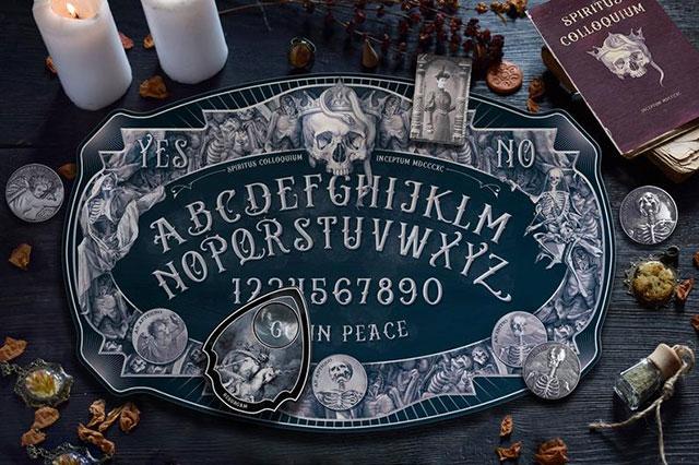 Spiritus Colloquium Ouija Board Game