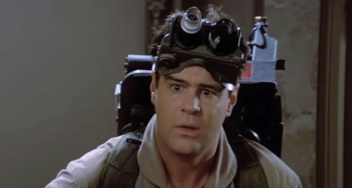 Ghostbusters star Dan Aykroyd's real life roots in ghost hunting