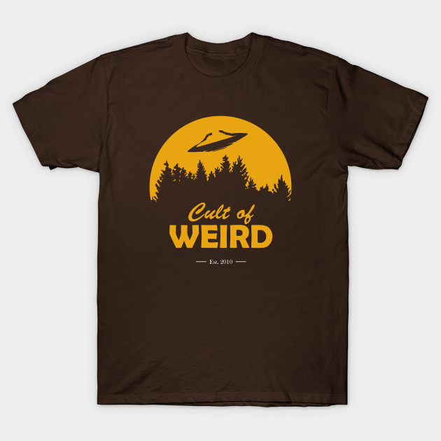 Cult of Weird UFO T-shirt
