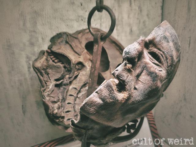Head of serial killer Peter Kurten
