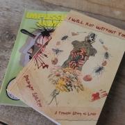 Bizarro horror books by Danger Slater