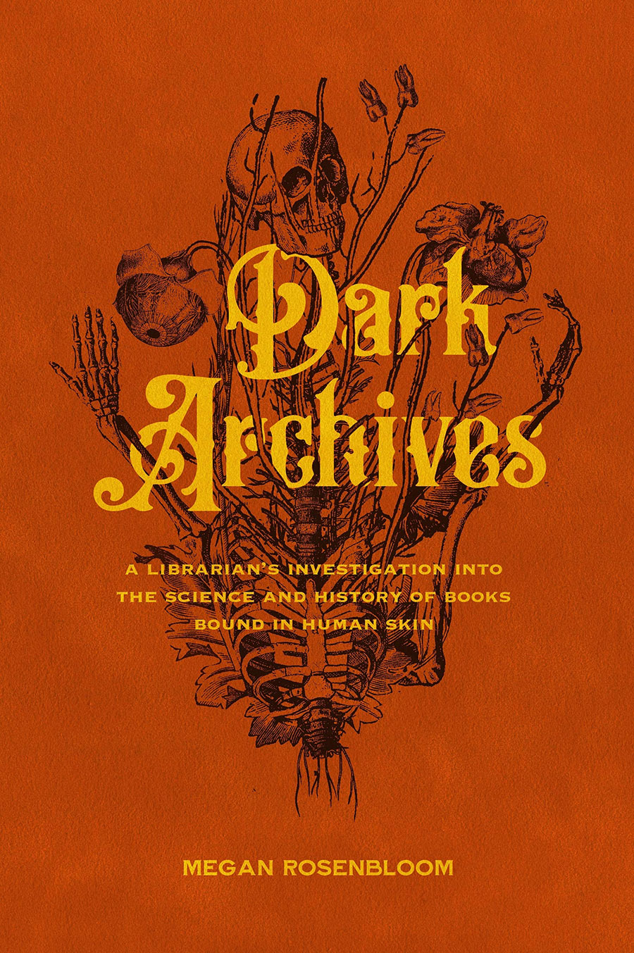 Dark Archives by Megan Rosenbloom