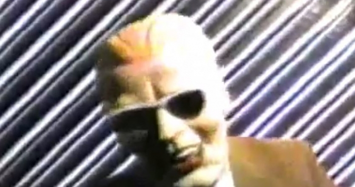 Max Headroom TV hack