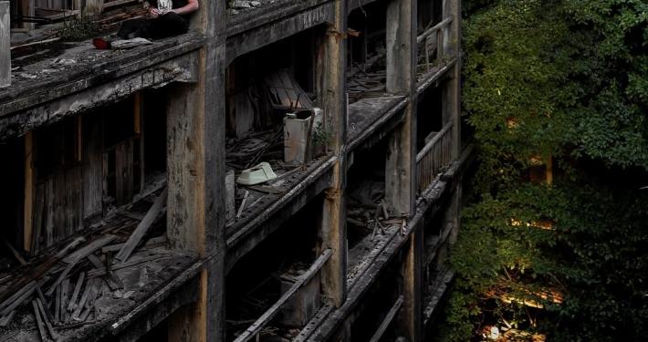 Haikyo abandoned ruin in Japan
