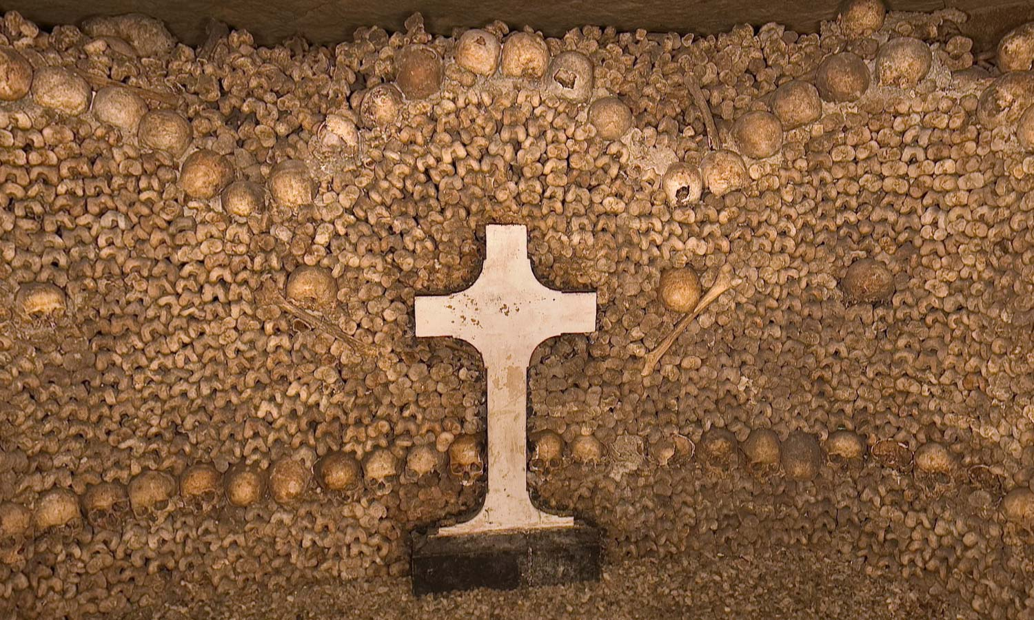 Paris catacombs and other strange places you can explore virtually