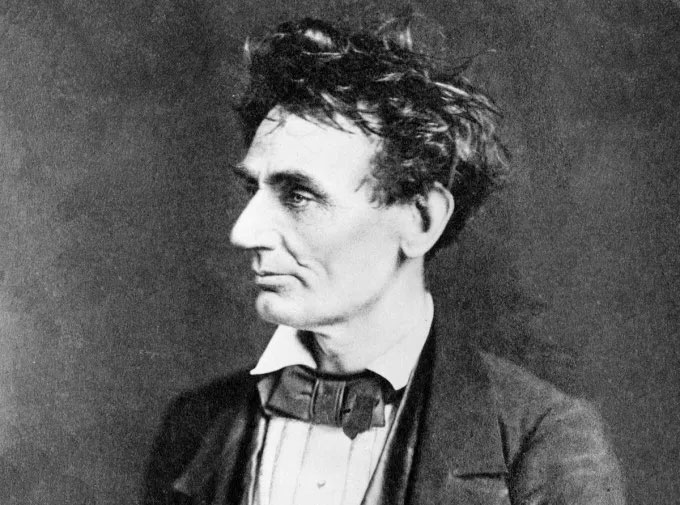 Abraham Lincoln almost joined the Donner Party